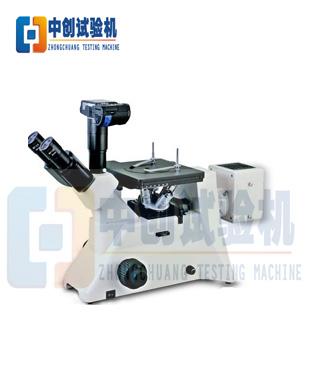 4XC倒置金相显微镜
