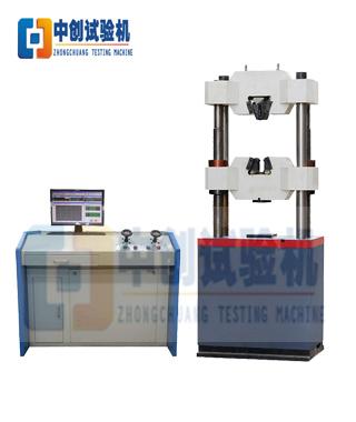 600B液压伺服式材料万能试验机