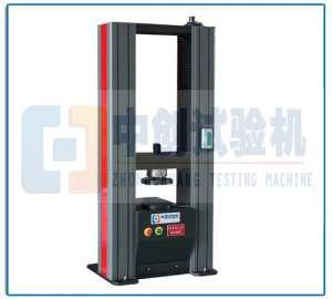 石墨电极抗折抗压强度测试机