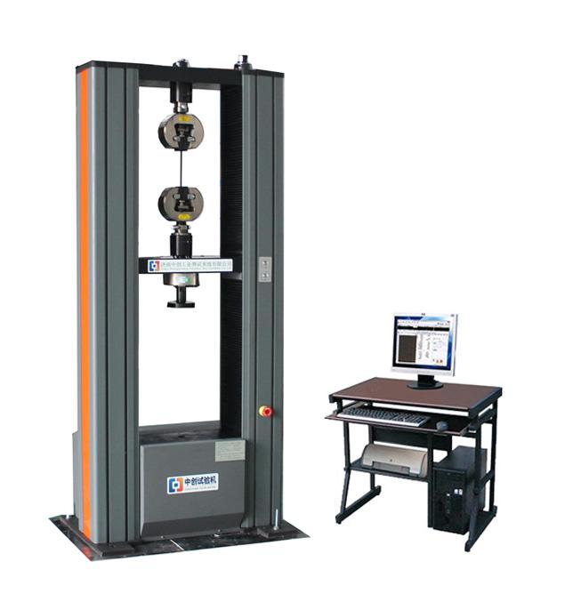电子万能试验机的测量误差及特性