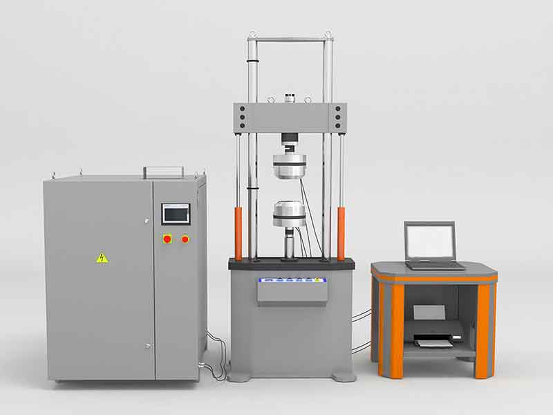 电液伺服万能试验机的操作规程