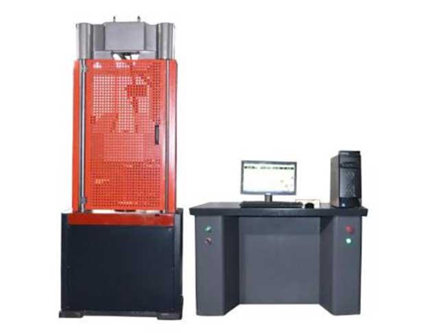 电液伺服液压万能试验机伺服系统特点